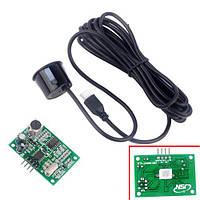 Ультразвуковой герметичный датчик расстояния JSN-SR04T, Arduino id: 10.04358