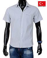 Стильная цветная рубашка на лето.