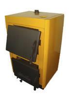 Котел твердотопливный Огонек-10 кВт , фото 1
