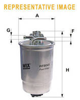 WIX WF8045 Фильтр топливный VW T-4
