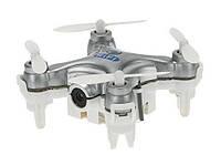 Квадрокоптер нано Wi-Fi Cheerson CX-10W с камерой. серый - 139776