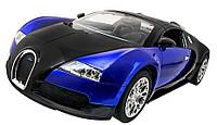 Машинка на радиоуправлении 1к14 Meizhi Bugatti Veyron. синий - 139593