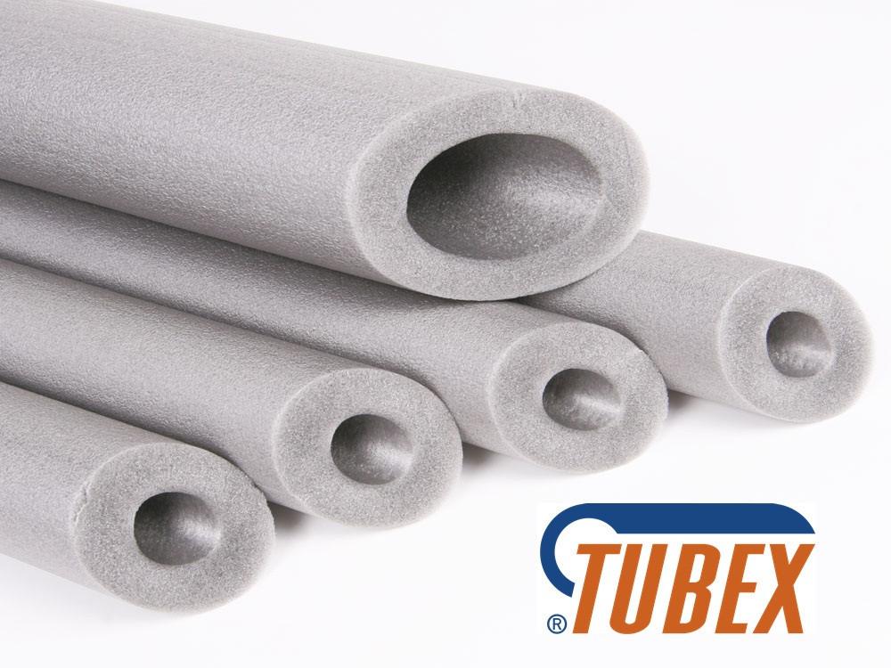 Трубная теплоизоляция 108/15 TUBEX Чехия  - ВИРА сантехторг в Киеве