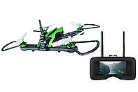 Квадрокоптер на радиоуправлении Helicute H825G Fpv Racer 3.0 с камерой Fpv и видеошлемом - 139804