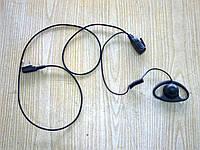 Гарнитура для радиостанции однопроводная EP-0407 K2, фото 1