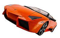 Машинка на радиоуправлении 1к10 Meizhi лицензированный Lamborghini Reventon. оранжевый - 139622