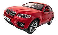 Машинка на радиоуправлении 1к14 Meizhi лицензированный Bmw X6. красный - 139594