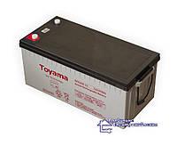 Гелева акумуляторна батарея Toyama NPG200-12 (200А/Год), фото 1