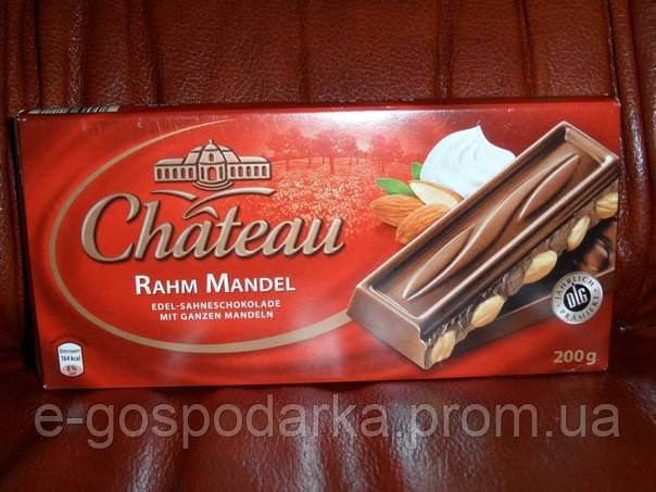Шоколад Chateau Rahm Mandel