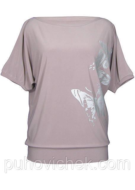 Женские блузки короткий рукав