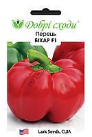 Біхар F1 (средньоранній (75 днів), типу Ратунда, розмір плодів 6х10 см, товщина стінок 12 мм, масою близько 220-230 г) новинка Lakr Seeds 500 шт  (ТМ