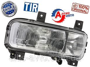 Фара Mercedes-Benz Atego 01.98-10.04 лампа H4 Атего Мерседес фары оптика для грузовиков