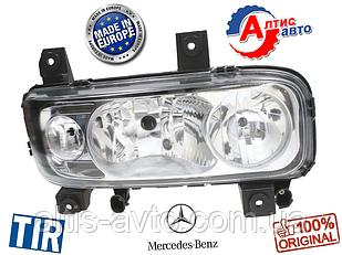 Фара Mercedes-Benz Atego ручная регулировка оптика для грузовиков Атего Мерседес запчасти 815 818