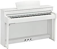 Цифровое пианино YAMAHA Clavinova CLP-645 WH/E