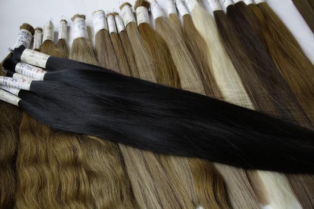 Славянский волос для наращивания фото