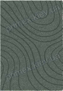 Килимок для будинку Opal Cosy structure рельєф колір сірий