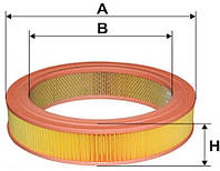 Wix WA6426 Воздушный фильтр