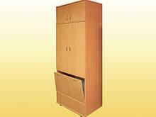 Шкаф для таблиц с антресолью (0645,0654)