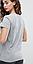 Футболка жіноча бренд коттон стрейч, фото 2