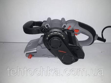 Ленточная шлифмашина Арсенал ЛШМ - 1100 ЭС, фото 2