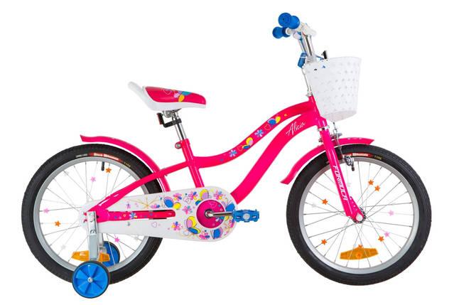 """Детский велосипед 18"""" Formula ALICIA 2019 (розовый), фото 2"""