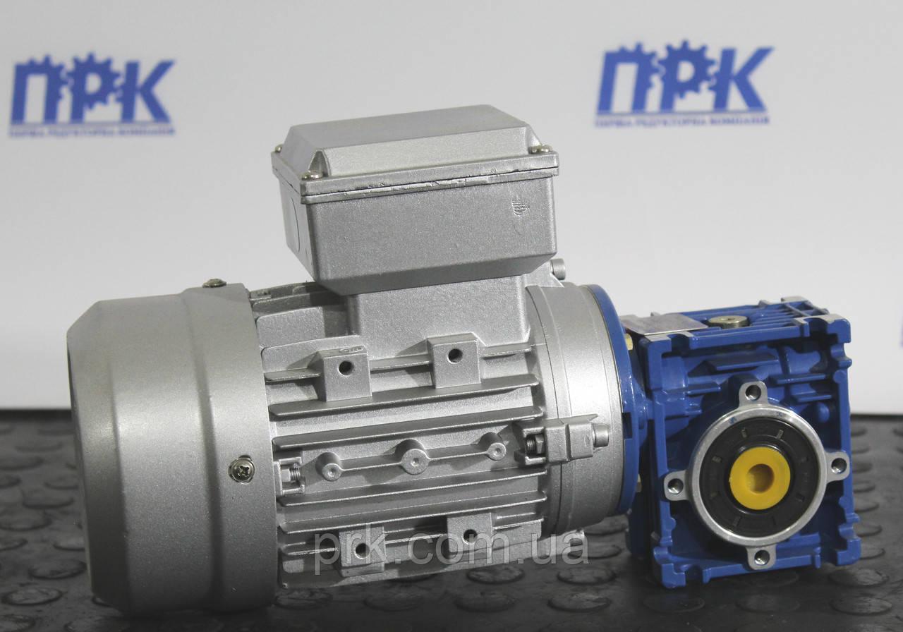 Мотор-редуктор червячный одноступенчатый NMRV 025