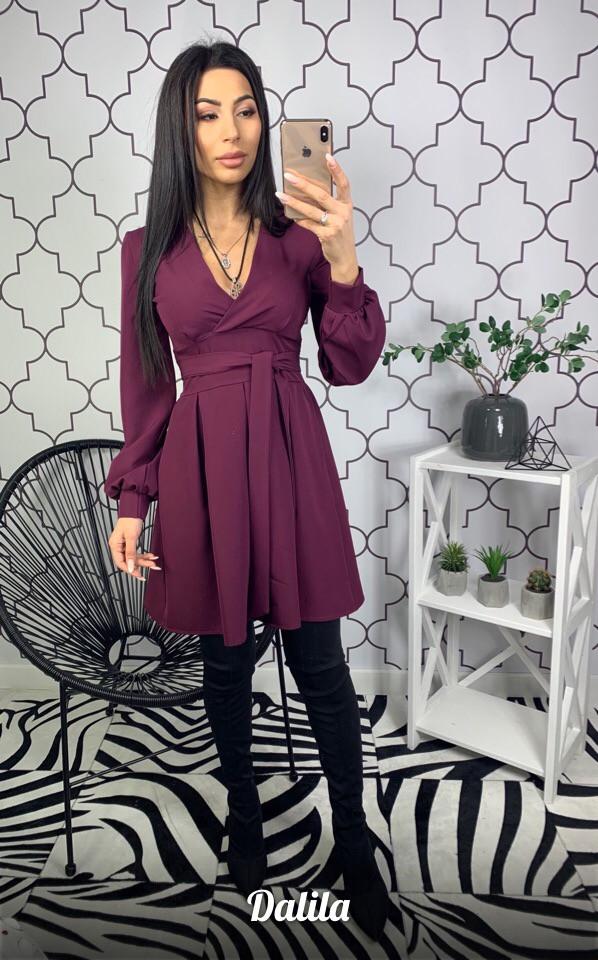 Платье,  костюмка люкс.  Размер:42-44. Цвета разные (6028)