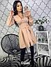 Платье,  костюмка люкс.  Размер:42-44. Цвета разные (6028), фото 3