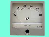 Миллиамперметр М42100