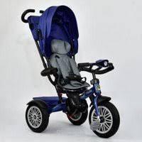 Детский трехколесный велосипед 6188-B-8340 Best Trike, синий