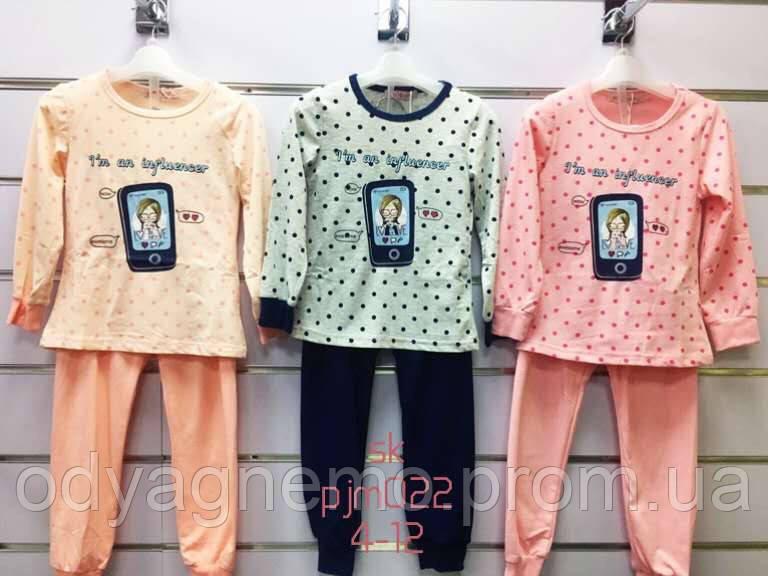 Пижама для девочек Setty Koop оптом, 4-12 лет.