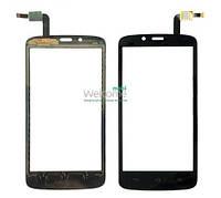 Сенсор Huawei Honor 3C Lite black тач скрин Хонор 3с Лайт