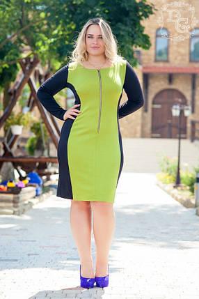 Платье БАТАЛ 04/577, фото 2