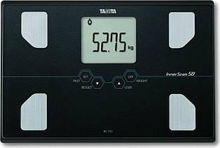 Смарт-ваги / Аналізатор Tanita BC-313 Black