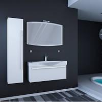 Комплект мебели Sorizo 105 белая/матовая