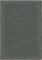 Ковер для дома Opal Cosy structure борозды цвет серый