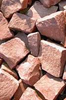 Камни для бани малиновый кварцит