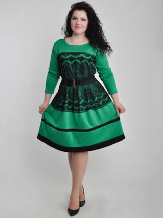 Платье  Батал 16/2084, фото 2