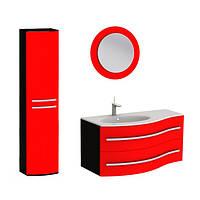 Комплект мебели Vanessa 110 красная