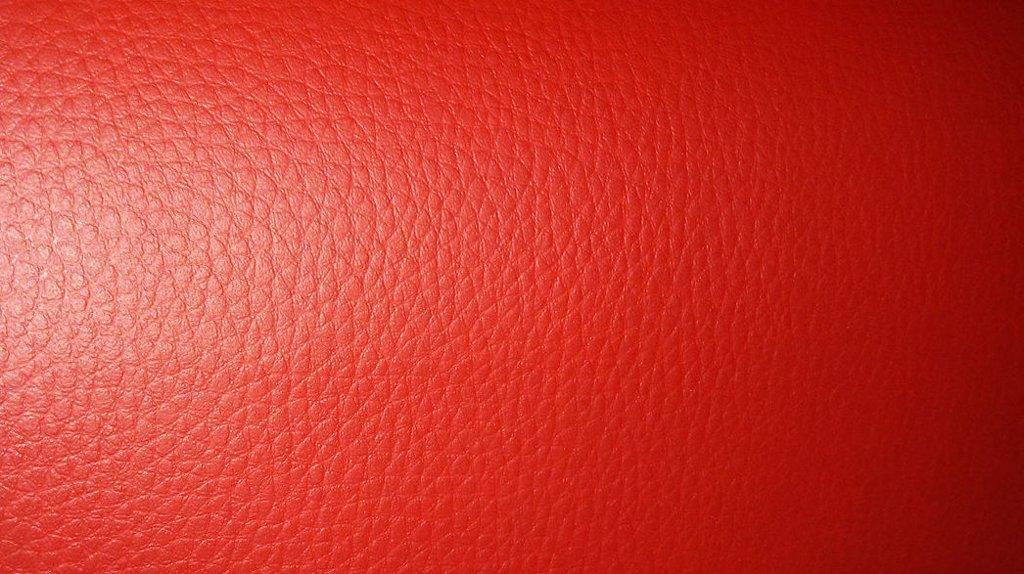 Кожзаменитель дермантин Красный 1400мм   продажа только рулон 55м
