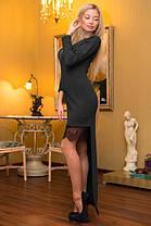 Платье  Натали. Удлиненное сзади 20/6012, фото 3