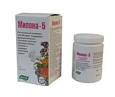 Милона-5 БАД мастопатия молочной железы 100 таблеток Эвалар