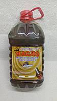 Веретенное масло для смазки цепи бензопил и для гидравлики 4л