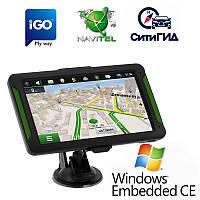 "GPS навигатор Pioneer Pi7147m 7"" Win CE 6.0 8GB + Карты"