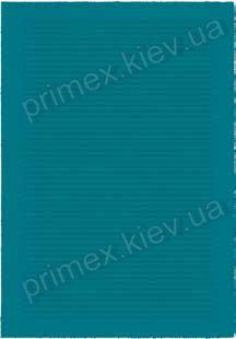 Ковер для дома Opal Cosy structure борозды цвет синий