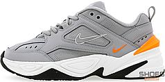 Женские кроссовки Nike M2K Tekno Atmosphere Grey AO3108 004, Найк М2К Текно