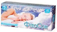ФИТОСОН – усиленная формула природное снотворное.