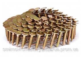 Гвозди барабанные для пневматического гвоздезабивного пистолета VOREL 22 х 3.1 мм 4200 шт