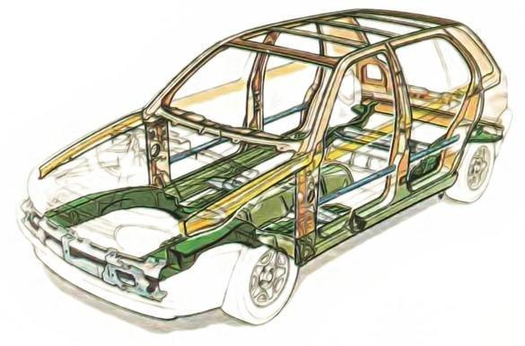 Кузовные запчасти к автомобилю Фольксваген Гольф 3 / Golf 3
