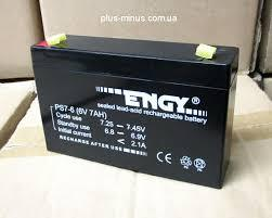 Аккумулятор 6V 5Ah